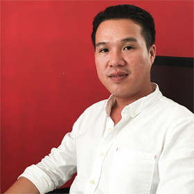 Rever Founder & Chief Executive Officer Mạnh Phan